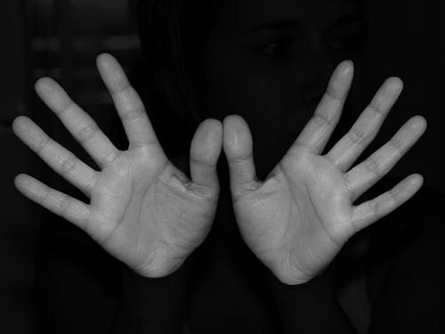 Las manos de Jenny (agosto 2008)