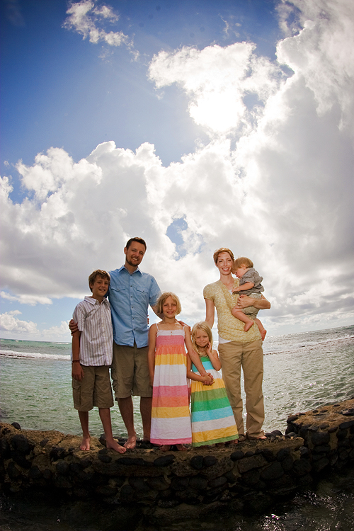 Hawaii Family Photography water-0001