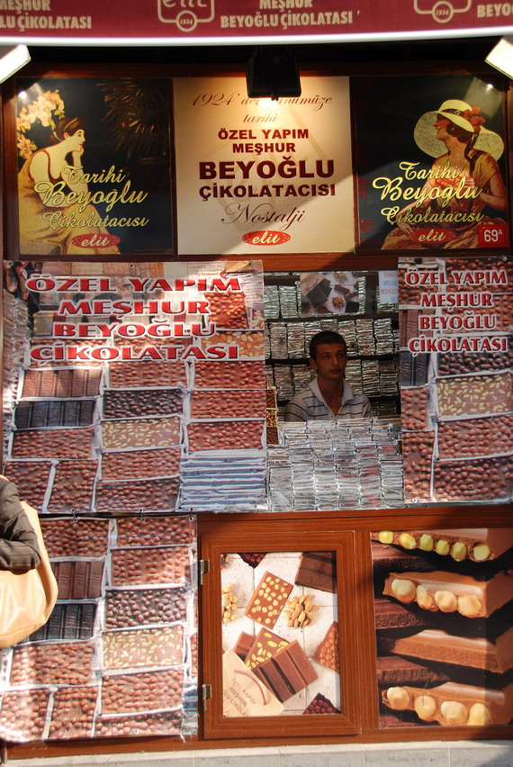 Istanbul-Taksim Square 塔克辛廣場