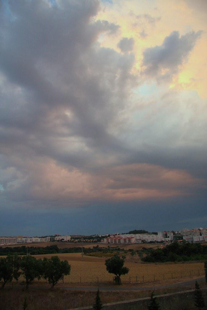 Grey Sky II