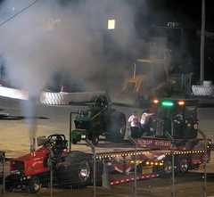 100 Things to see at the fair #47: Tractor Pull