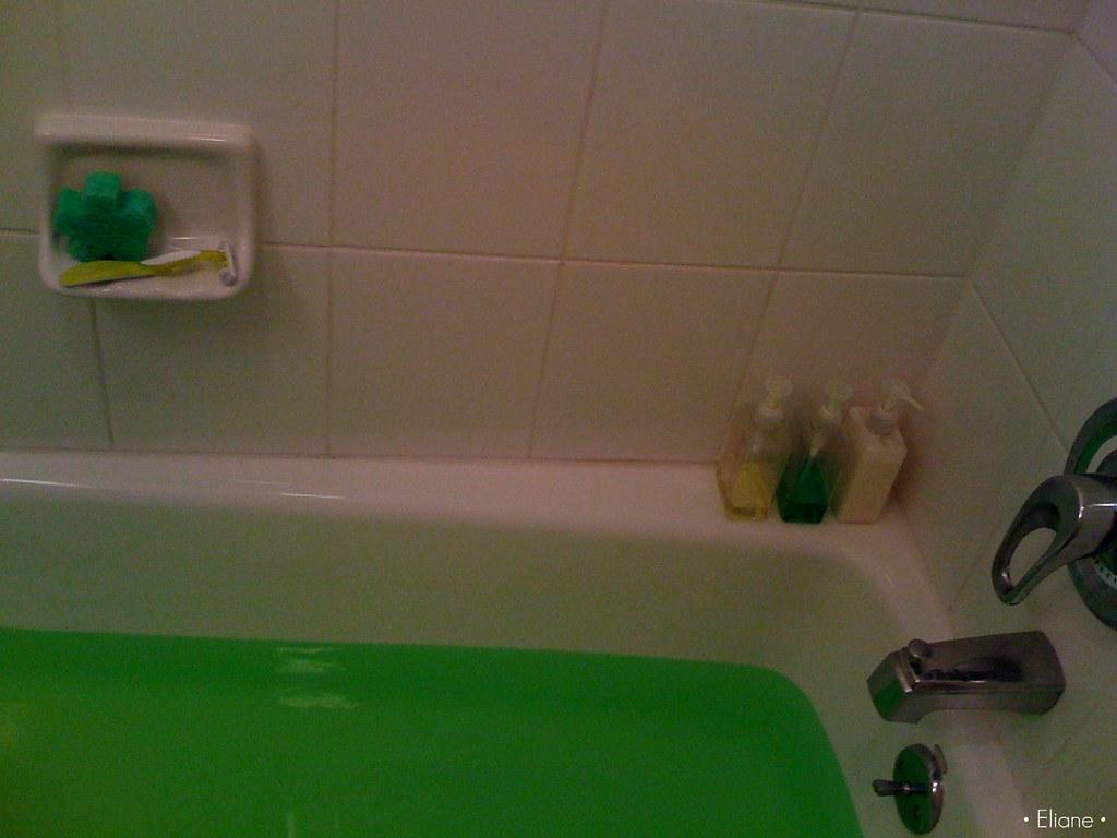 bathroom after - aaaah