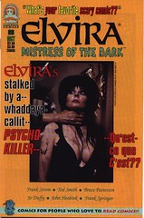 Elvira, Mistress of the Dark #66 cover