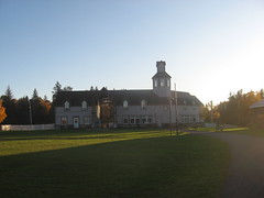 Gaelic College at Sunset