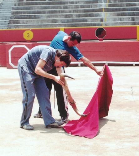 Fernado Roca Rey y Claudio Ronge
