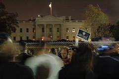 Barack Obama celebrations at the White House
