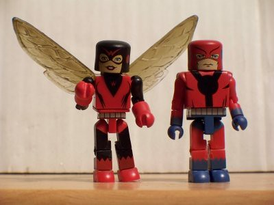 The Wasp and Giant-Man