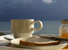 Monday  morning (Inmacor) Tags: blue sea españa white beach azul relax pain toast playa pan monday desayuno plato tee taza lunes castellón mermelada benicasim uro morningbreakfast omot ltytr2 ltytr1 ltytr3 ltytr4 ltytr5 ltytr6 ltytr7 inmacor oneofmypics