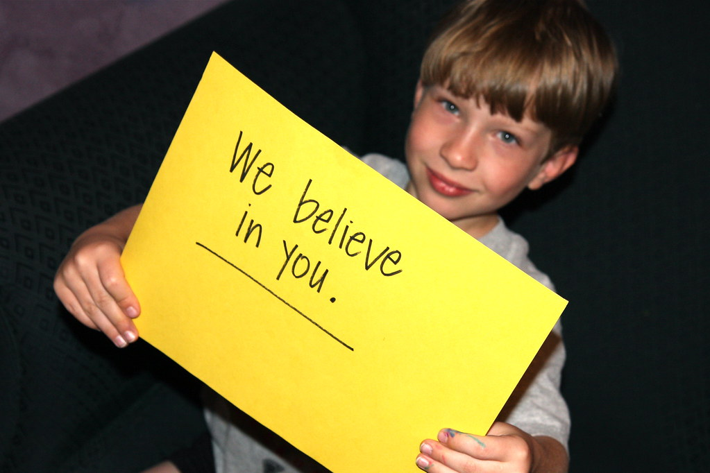 Declan's Message for Obama