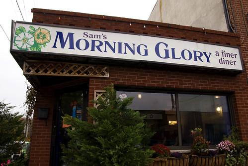 Sam's Morning Glory