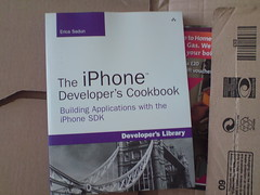 The iPhone Developer's Cookbook (gauravity) Tags: developer cocoa sdk ipodtouch ericasadun theiphonedeveloperscookbook