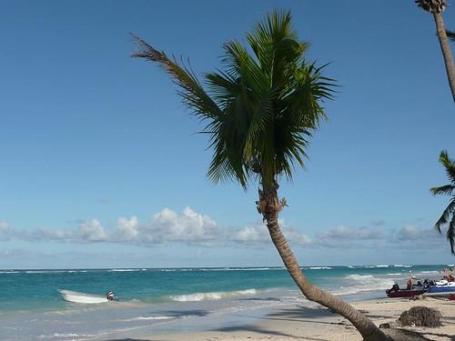 playas paradisiacas en nuestro viaje a República Dominicana
