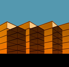 repetition (eYe_image) Tags: abstract building architecture mywinners colourartaward