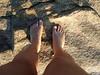 Sagone à la plage (petitewebfleur) Tags: