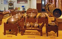 Orchestre de gamelan (Musées de Dahlem/Berlin)