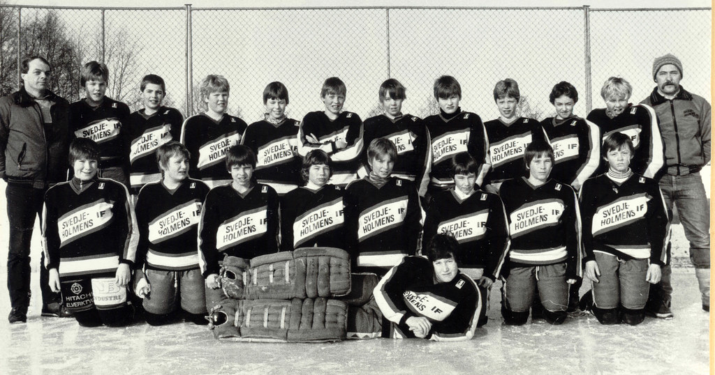 Svedjeholmens IF 1982