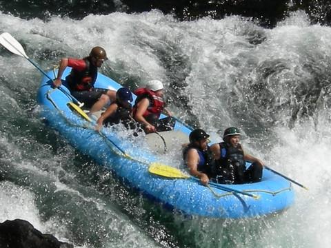 ecuador rafting