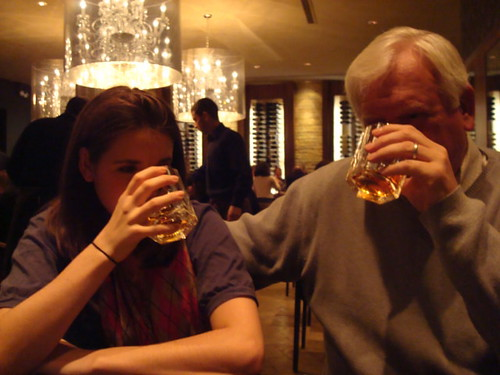 Smelling Scotch