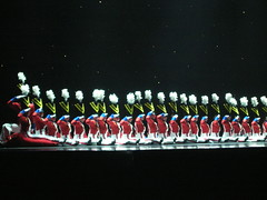 Soldiers fall down, go boom! (mks3878) Tags: 2008 rockettes