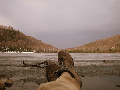 Feet, Bear Lake