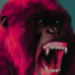 gorilla blur (bezembinder) Tags: bezembinder