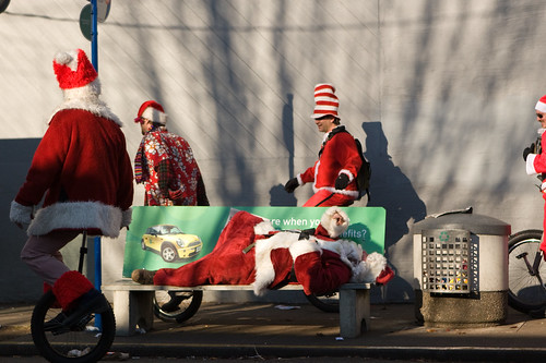 2012 Portland Christmas Eve & Christmas Events