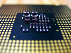Intel Celeron CPU, via Uwe Hermanns Flickr photostream