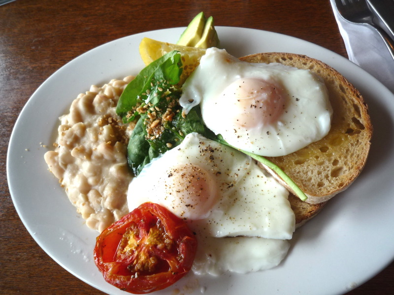Brazilian Eggs