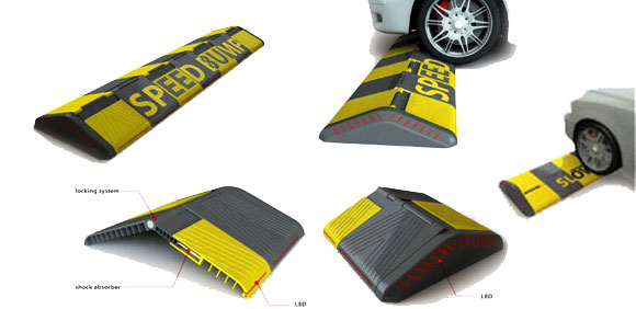 National Speed - Speed Sensitive Speedbumps