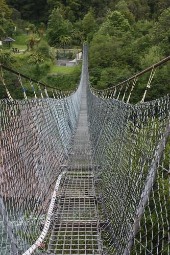 Längste Hängebrücke NZ