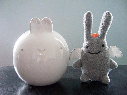 bunny and bunny
