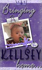 Bringing Kellsey Home