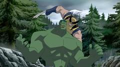 Hulk vs Wolverine 12