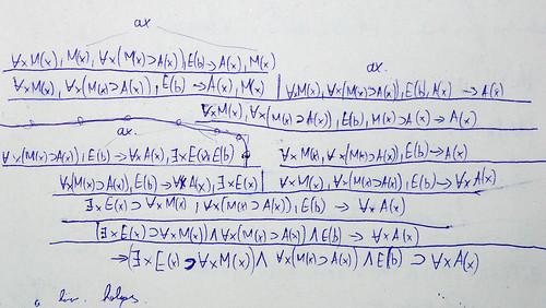Gentzen kalkulus