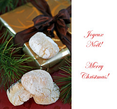 Almond Amaretti (aisha.yusaf) Tags: biscuits seasonsgreetings amaretti almondamaretti