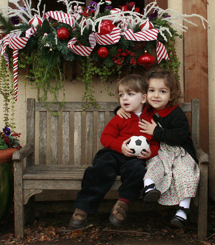 Ava & Noah - Happy Holidays