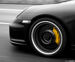PORSCHE. (Denniske) Tags: christmas xmas cars coffee wheel composite digital speed canon ceramic eos moving movement december 21 action oz cab den 911 optical sigma convertible os special cc turbo r porsche and brakes brake 12 dennis stadion haag ado 2008 cabrio 18200 colouring rolling 08 selective ruf cabriolet 997 bwcolor noten pccb turbor carspotting roling stabilizer 18200mm 3563 f3563 ultraleggera 40d sysyem carscoffee denniske dennisnoten kersteditie