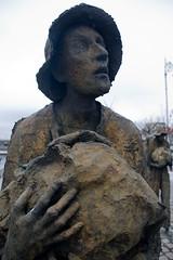 Famine 4 (Scarabanza) Tags: dublin statue flickr famine