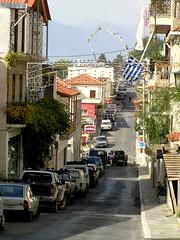 Greece - Delphi (Town) (Chris&Steve) Tags: v100 delphi greece 2008 p100 ellda  hells hellenicrepublic 10millionphotos   ellnikdmokrata elinikiimokratia