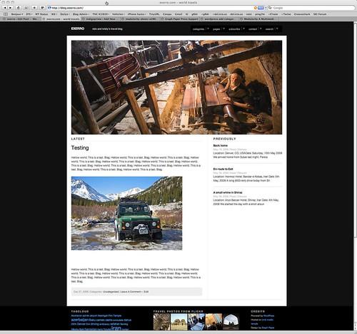 blog.exerro.com screenshot