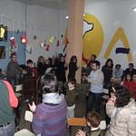 Navidades. Fiesta 2008