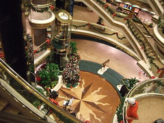 The Centrum on the Ship