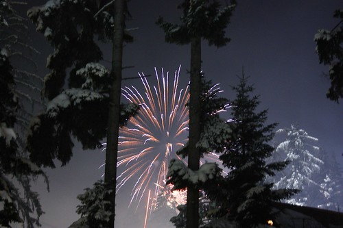New Years Eve at Borovets...