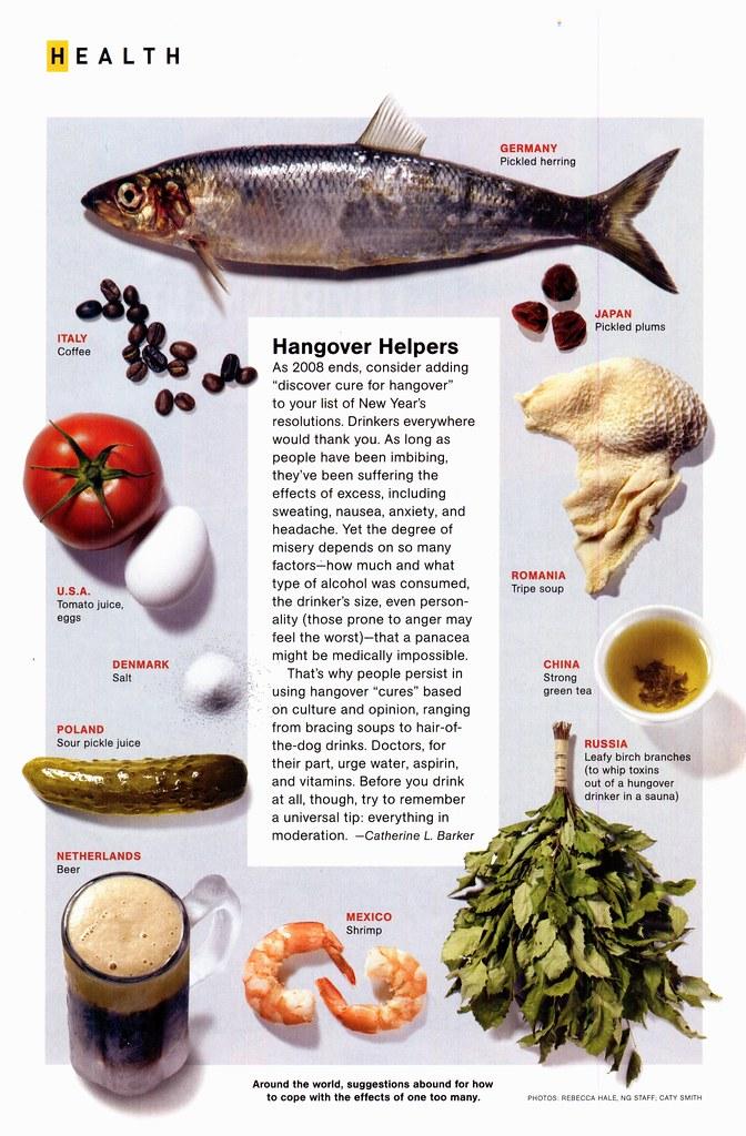 hangover remedy