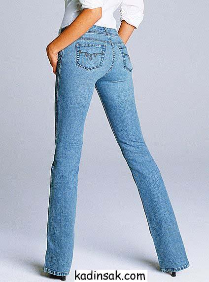 bayan blue jean modelleri
