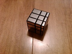 Rubik's Mirror Blocks Cube Solved