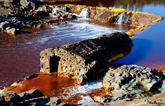 Molino de agua (pericoterrades) Tags: huelva contaminacin rotinto pedroterrades golddragon top20bokeh platinumphoto top20vivid ourmasterpieces flickraward