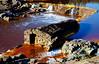 """Molino de agua (pericoterrades) Tags: huelva contaminación ríotinto pedroterrades golddragon top20bokeh platinumphoto top20vivid ourmasterpieces """"flickraward"""""""