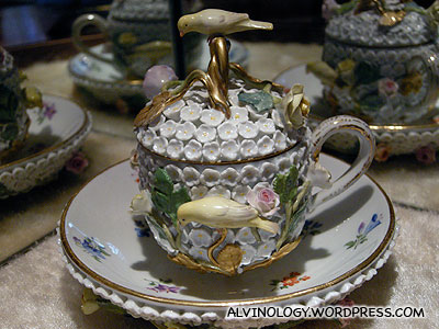 Little birdies cup