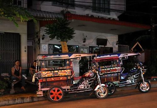 tuktuk Nongkhai